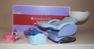 American Girl Truly Me Spa Chair Windsor Region Ontario image 2