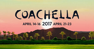 Coachella weekend 2 ticket!