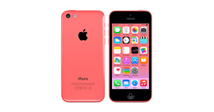 iPhone 5C Pink Bell/Virgin locked works perfectly in excellent c