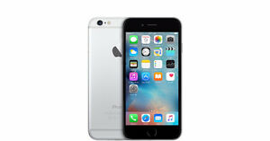 Mint condition iPhone 6 64GB space grey - It has apple warranty
