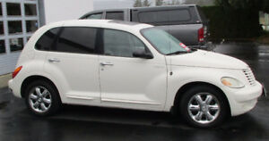 2002 Chrysler PT Cruiser Limited Edition Sedan