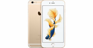 APPLE IPHONE 6S PLUS 16 WITH FIDO // BRAND NEW / NEUF