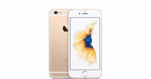 Brand new iPhone 6s GOLD (Save big money) Box not open