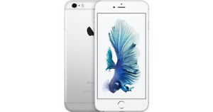 iPhone 6s Plus 128Gb Unlocked Silver (Need Gone!)