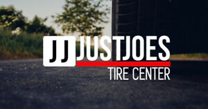 Get your summer tires and wheels at JustJoes!