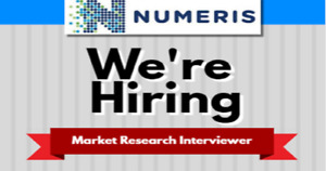 At Home Market Research Interviewer $13.50/hr Plus Raise and Inc