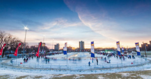Going To The Halifax Oval?