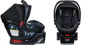 Britax Safe 35 Cell Infant Car Seat And Base