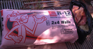 """R12 x 23"""" Pink Insulation, covers 150.1 sq. ft."""