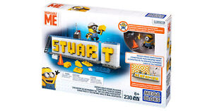 DESPICABLE NAME BUILDER - (new - unopened)