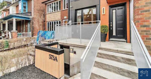 ANNEX Living! Your chance to live in the BEST part of TORONTO!