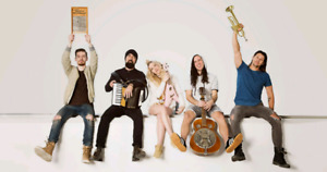 WALK OFF THE EARTH TICKETS- CASINO NB MONCTON