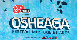 3-Day General Admission & Two Gold Admin.Osheaga Passes For Sale