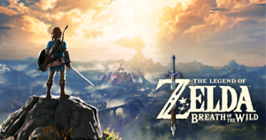 Breath of the Wild for Wii U