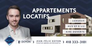 Appartements de luxe à louer | Sainte-Marie