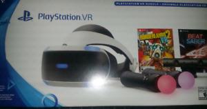 New PS4 VR Boarderlands 2 Bundle