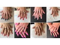 Gelish nail £15