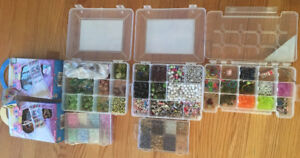 Beads and String for Bracelets