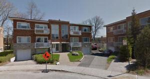 4 1/2 à Louer To Rent Montreal Cartier ville