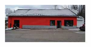 PURCHASE FULLY RENOVATED COMMERCIAL PROPERTY NEAR CASINO RAMA