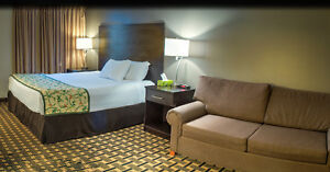 SPECIAL Weekly/Daily Hotel Room Rates For Contractors/Workers