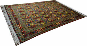 High quality Double Knotted rug Soft with Vibrant Colors Rug