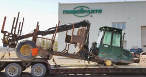 1997 TIMBERJACK 1010 FOR PARTS