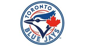 Toronto Blue Jays vs Tampa, Friday April 28th, 10th row tickets