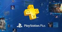 Playstation Plus Account