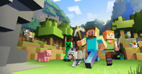 Fun Minecraft experiment - Research participants needed