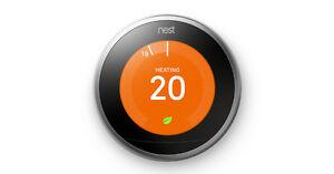 Nest thermostat de Google
