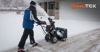 SNOW REMOVAL - SILVERBERRY - MAPLE - TAMARACK