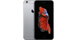 Mint Like New iPhone 6s 16GB Space Grey Bell / Virgin Mobile