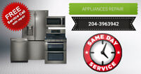 25$ OFF Appliances repair and installation, call today