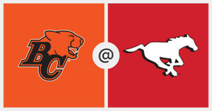 Buy Tickets for Calgary Stampeders vs. BC Lions