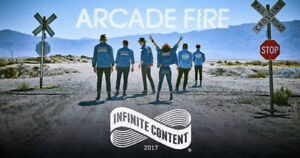 1-2 GA Arcade Fire Tickets for Tonight at Bell Centre