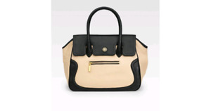 Aunthentic Tory Burch Two toned handbag