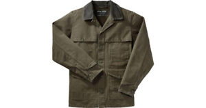 New with Tags Mens Filson Stonewashed Canvas Cruiser Jacket XS