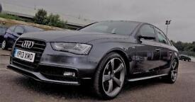 2013 Audi A4 2.0 TDI Black Edition 4dr