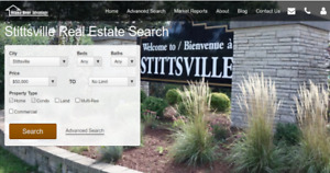 See Homes For Sale in Stittsville.  New MLS Listings Added Daily