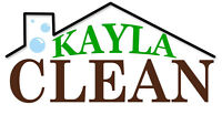 Kayla Clean-High Quality House Cleaning (***Fall Special***)
