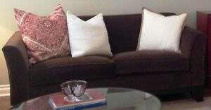 Pottery Barn Sofa Set - excellent condition