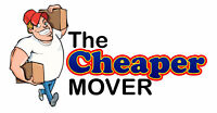 thecheapermover.com Trusted Movers! (Free First Month Storage)
