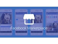 FACEBOOK marketplace accounts wonted