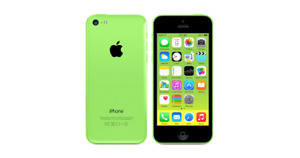 iPhone 5C green eastlink wireless locked works perfectly