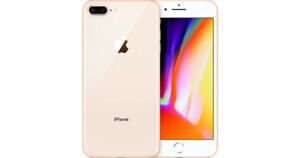 iPhone 8 Plus 64 gig Gold