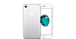 IPhone 7 plus 128GB silver Rogers/Chatr works perfectly in excel