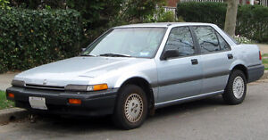 WANTED - Import car up to 1986. Honda, Toyota, VW