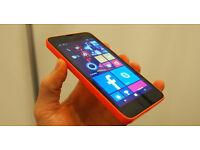 Nokia lumia 635 mint condition locked tesco