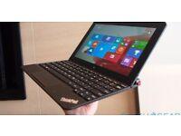 Lenovo ThinkPad 10 Laptop Intel Atom 1.60GHz, 4GB, 64GB SSD, Windows 10 TouchScreen Present Idea